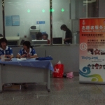 奥运志愿者 Beijing Olympic Volunteers