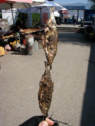 烤鱼 Broiled Fish