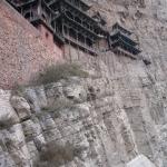 悬空寺 Hanging Monastery